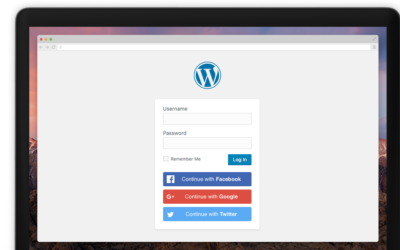 WordPress Phishing